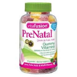 Прентальные витамины
