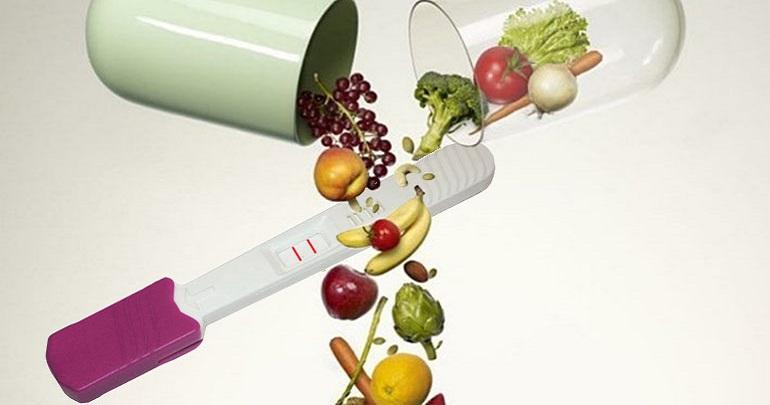 Витамины для зачатия