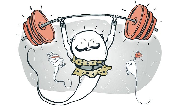 Сильные сперматозоиды