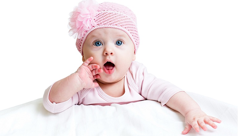 Девочка-младенец