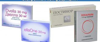 Как часто можно принимать таблетки для экстренной контрацепции: