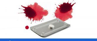 Таблетки для экстренной контрацепции и кровянистые выделения