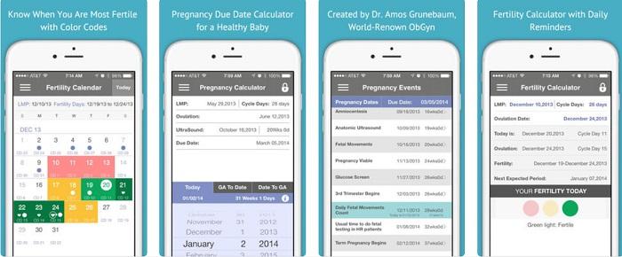 Pregnancy Due Date & Fertility Calculator Tools