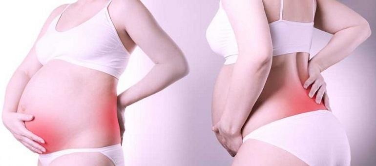 Спазматические боли в животе и спине на 34 неделе