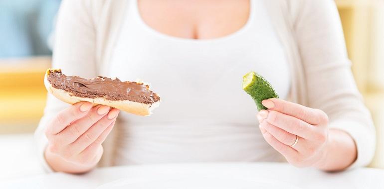 Сладкое и соленое при беременности