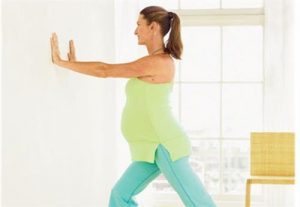 Растяжка от судорог в икрах при беременности