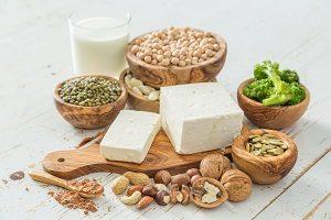 Белковые продукты растительного происхождения