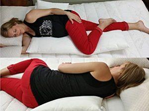 Правильное положение для сна при беременности