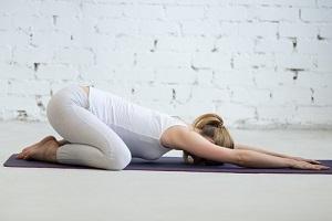 Йога при беременности от боли в спине