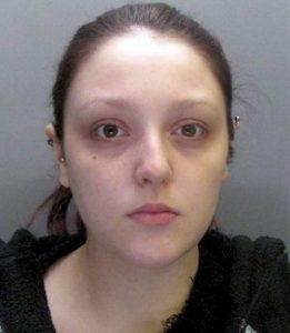 Натали Тауэрс , осужденная за попытку аборта