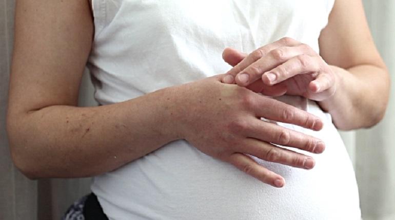 Отечность рук у беременной