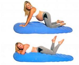 Подушка для сна на животе во время беременности